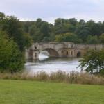 Blenheim Palace Gardens Bridge
