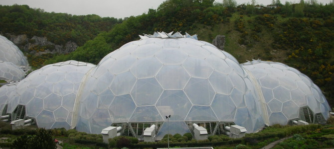 The Eden Project – Cornwall
